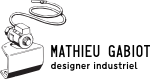 Mathieu Gabiot, designer industriel